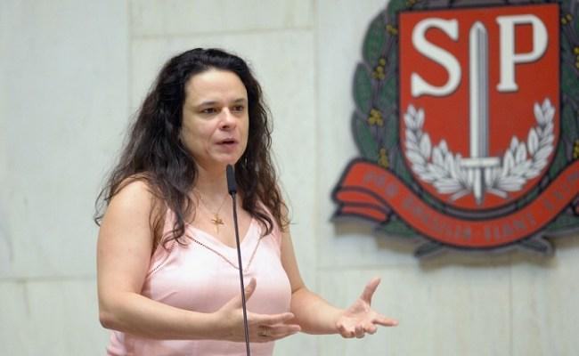 Autora De Impeachment Contra Dilma Janaína Vê Risco De