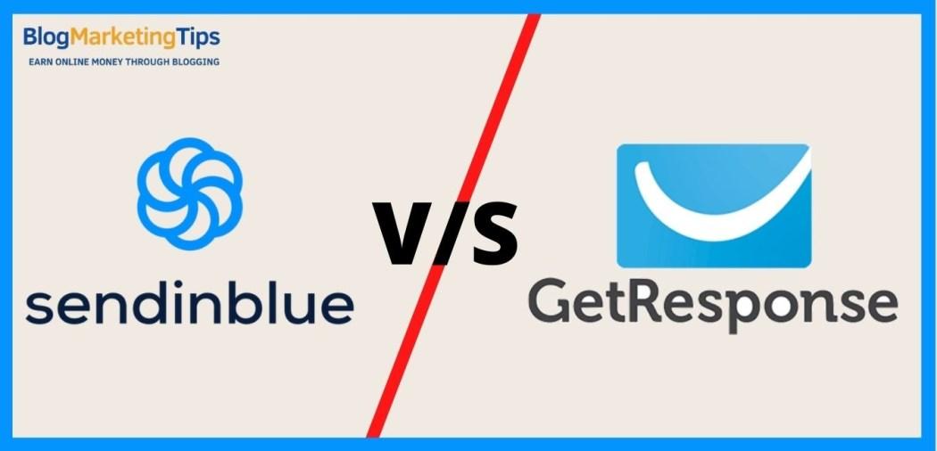 SendinBlue VS GetResponse