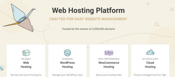 Siteground Webhosting services