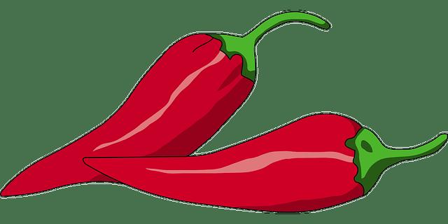 Relación entre las comidas picantes y testosterona