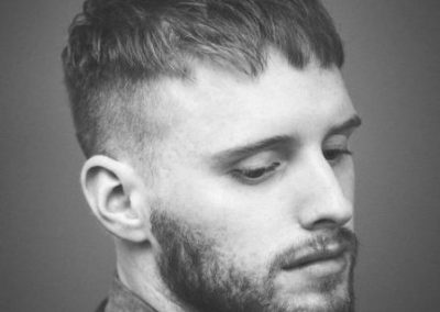 corte de pelo masculino French Crop