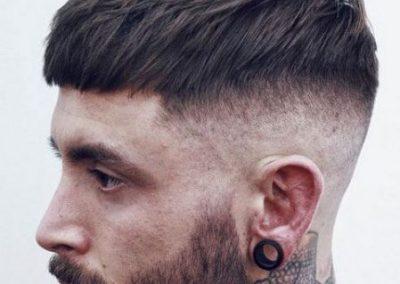 peinado French Crop