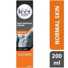 Crema depilatorio para hombres de Veet