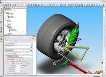 design validation software-Solidworks-cosmos simulation-FEA Analysis-Stress Analysis-Finite Element Analysis-Simplify Design analysis