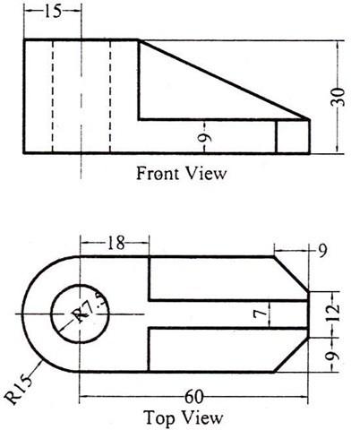 02-Free Autocad Drawings-Free Autocad Exercises-Free Autocad Blocks