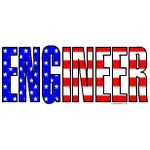 01-Engineer Flag-Design-Tshirt