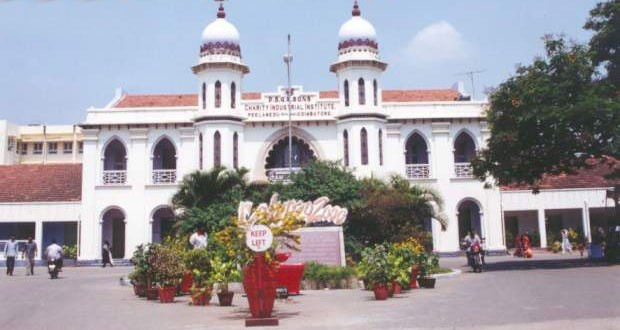 01-Psg college of Technology - Coimbatore -Campus - Tamilnadu - India - Top Enginnering College