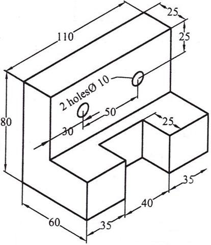 03-Free Autocad Drawings-Free Autocad Exercises-Free Autocad Blocks