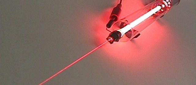 4944e 01 laser beam xenon flash tube1 green laser Laser Machining LASER technology