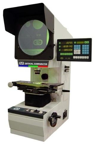 01-Horizontal Vision Gauge Digital Optical Comparator-Horizontal Standard Type-Optical Measuring System-Dc 3000 Data Processing System