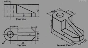 CAD DRAWINGS | CAD 2D DESIGN (DRAFTING) | FREE CAD DESIGN | TUTORIALS EXAMPLES