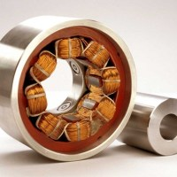 01-Magnetic_Bearing-magnetic bearing technology-active non contact position sensors