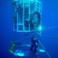 01-small habitat under water welding – dry hyperbaric welding process