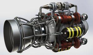 Rocket Propulsion Systems | Rocket Engine Work | Rocket Engine Thrust