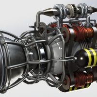 8a295 01 rocket engine forces of a rocket Jet propulsion Rocket Propulsion systems