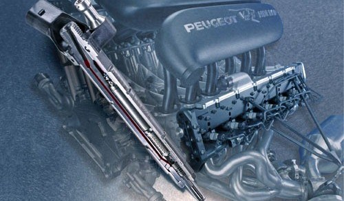 01-bosch-common rail injection system-cutting edge diesel technology-ultra high performance 12 cylinder engine