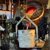 01-crucible furnace-electric arc furnace-direct arc furnace