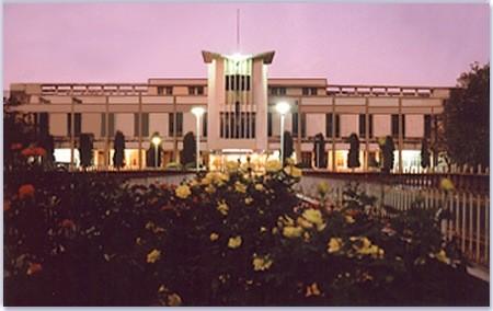 01-Vnit-main building - visvesvaraya national institute of technology -nagpur