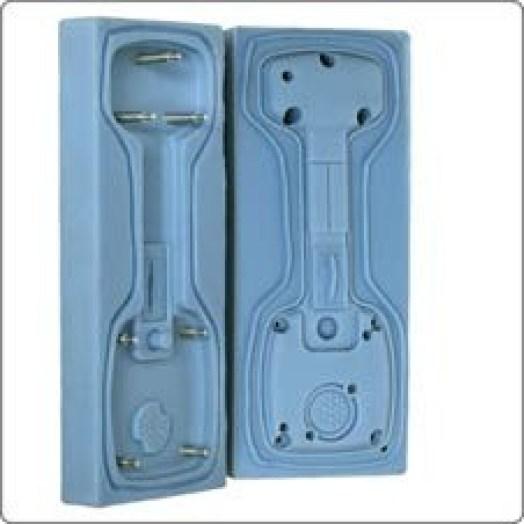 01-RTV Molding-motorbike-camcover-composite part-metal ceramic matrix-aluminum MMC-carbon fibre filled resin