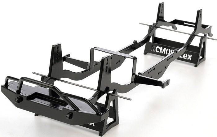 02-custom car chassis-rigid car frames-space frame chassis-chassis frame design-carbon fibre chassis