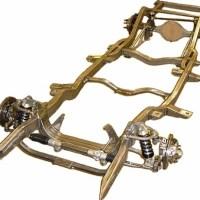 01-ladder frame chassis-chassis liner frame chassis-automobile chassis-tube frame chassis-chassis kits