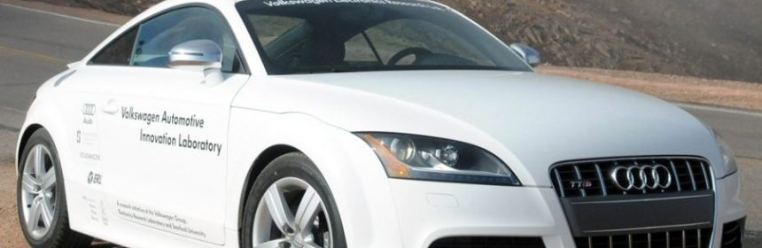 cb4a3 audi tts self driving car auto drive car Latest Automobile Technology Self Driving Car Technology