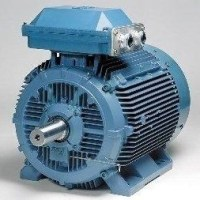01-squirrel cage induction generator-Induction motor works as generator-Modern wind turbine
