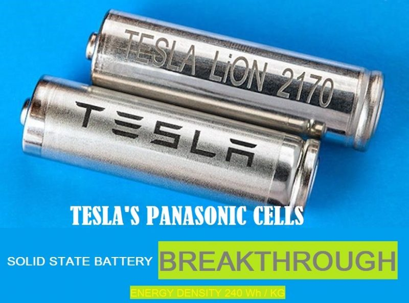 01 Tesla Solid State Battery   Blogmech.com