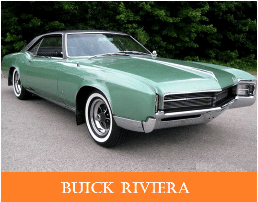 01 1960s vintage personal cars buick riviera Alfa romeo spider Automobile Engineering 1960s Vintage Personal Cars