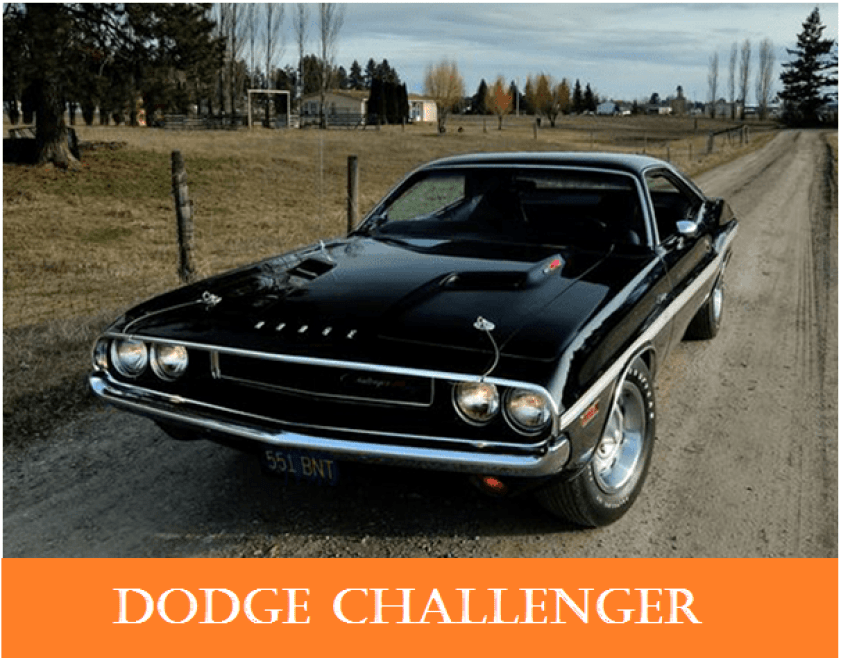01 1960s vintage personal cars dodge challenger Alfa romeo spider Automobile Engineering 1960s Vintage Personal Cars