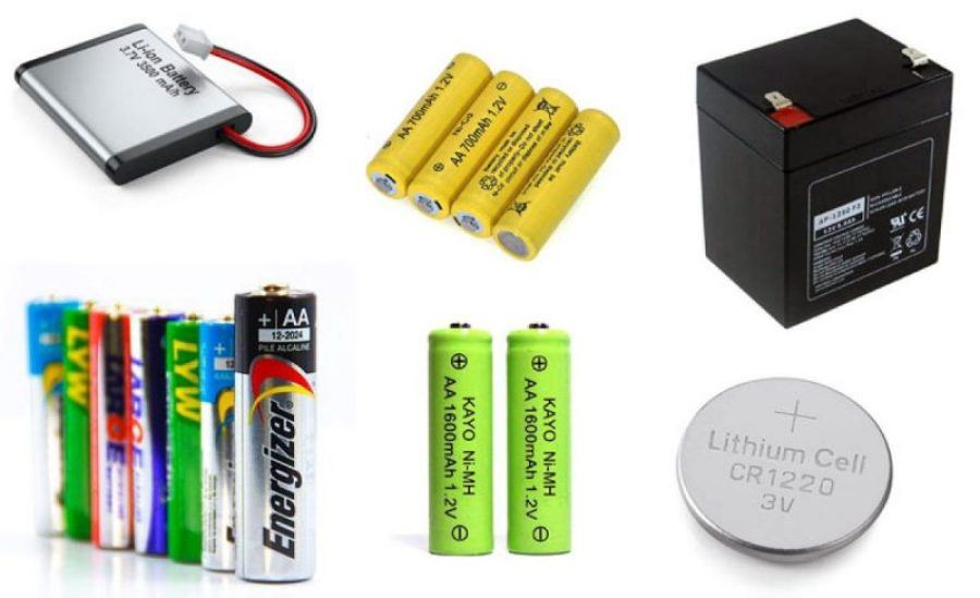 01-Types-Of-Lithium-Batteries-Lithium Battery Cell-Pouch Batteries-Cylindrical Battery-Prismatic Battery