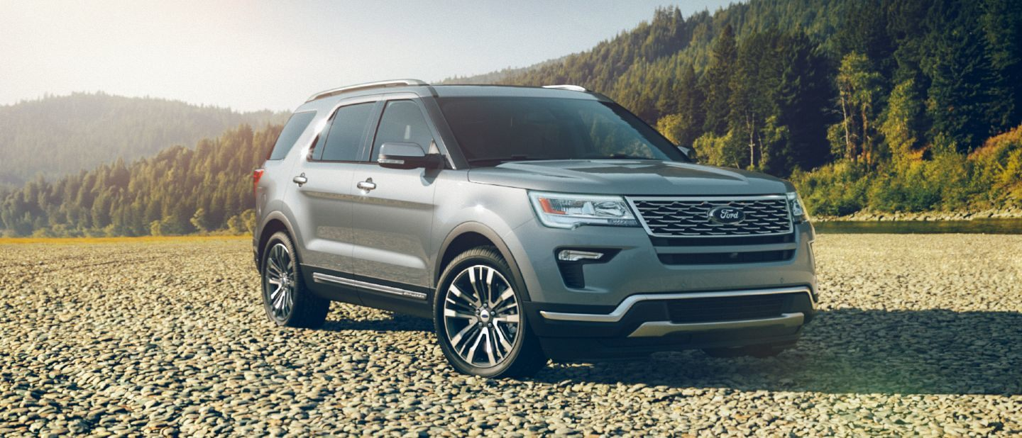 hight resolution of 2019 ford explorer ingot silver exterior color