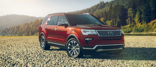 small resolution of 2019 ford explorer ruby red exterior color