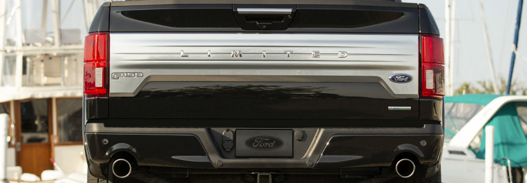 2019 ford f 150 tow and haul