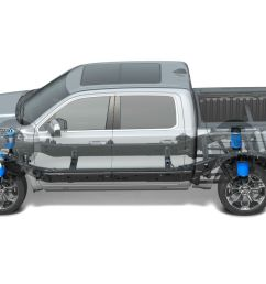 schematic view of the 4 corner air suspension of the 2019 ram 1500 [ 1200 x 800 Pixel ]