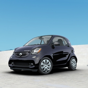 2018 smart fortwo electric