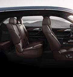 side view of the three rows of seating in the 2019 mazda cx 9 [ 1200 x 800 Pixel ]