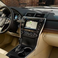 All New Camry 2016 Toyota Yaris Trd 2012 Bekas Differences Between The 2017 And Interior Of