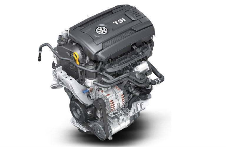 Volkswagen Atlas Engine