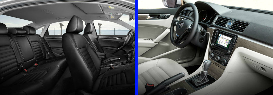 interior all new camry 2016 yaris 2018 trd cvt does the volkswagen passat have a better than vw and toyota features comparison