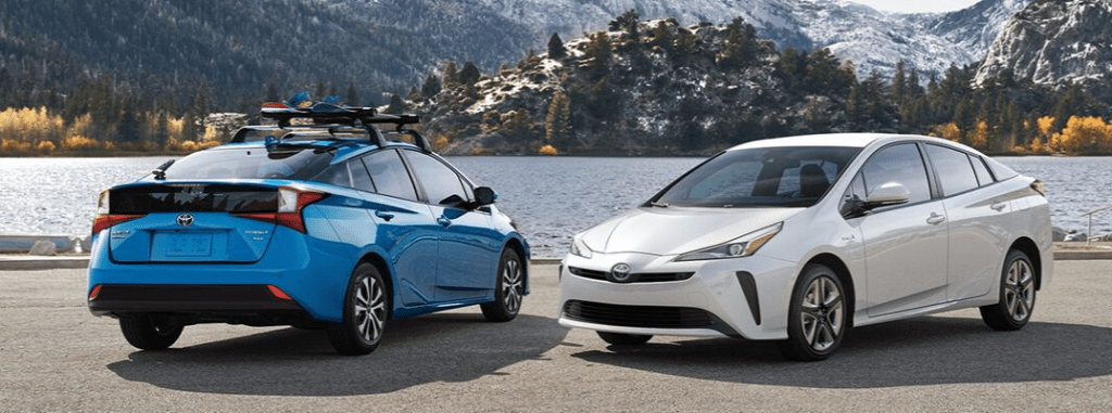 2020 Toyota Prius Standard Entertainment Features and Specs