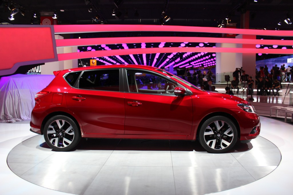 2016 Nissan Sentra To Undergo Model Redesign Coast Nissan