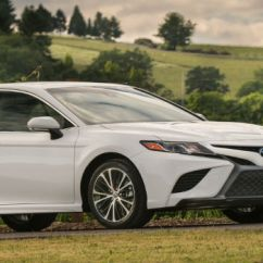 Is The New Camry All Wheel Drive Modifikasi Grand Avanza 2016 Does 2018 Toyota Offer Awd White Side Profile