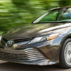 All New Camry Hybrid 2018 Cara Setting Alarm Grand Avanza How Efficient Is The Toyota Model