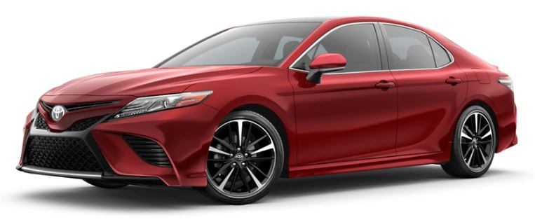 all new camry singapore grand avanza g putih 2019 toyota color options supersonic red