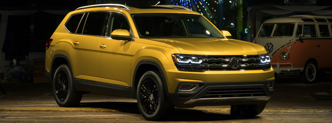 Vw Atlas Engine Options