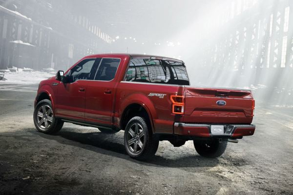 2018 Ford F150 Release Date and New Engines