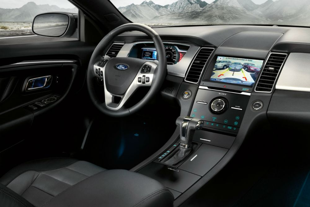medium resolution of what s the standard engine for the 2018 ford taurus lineup