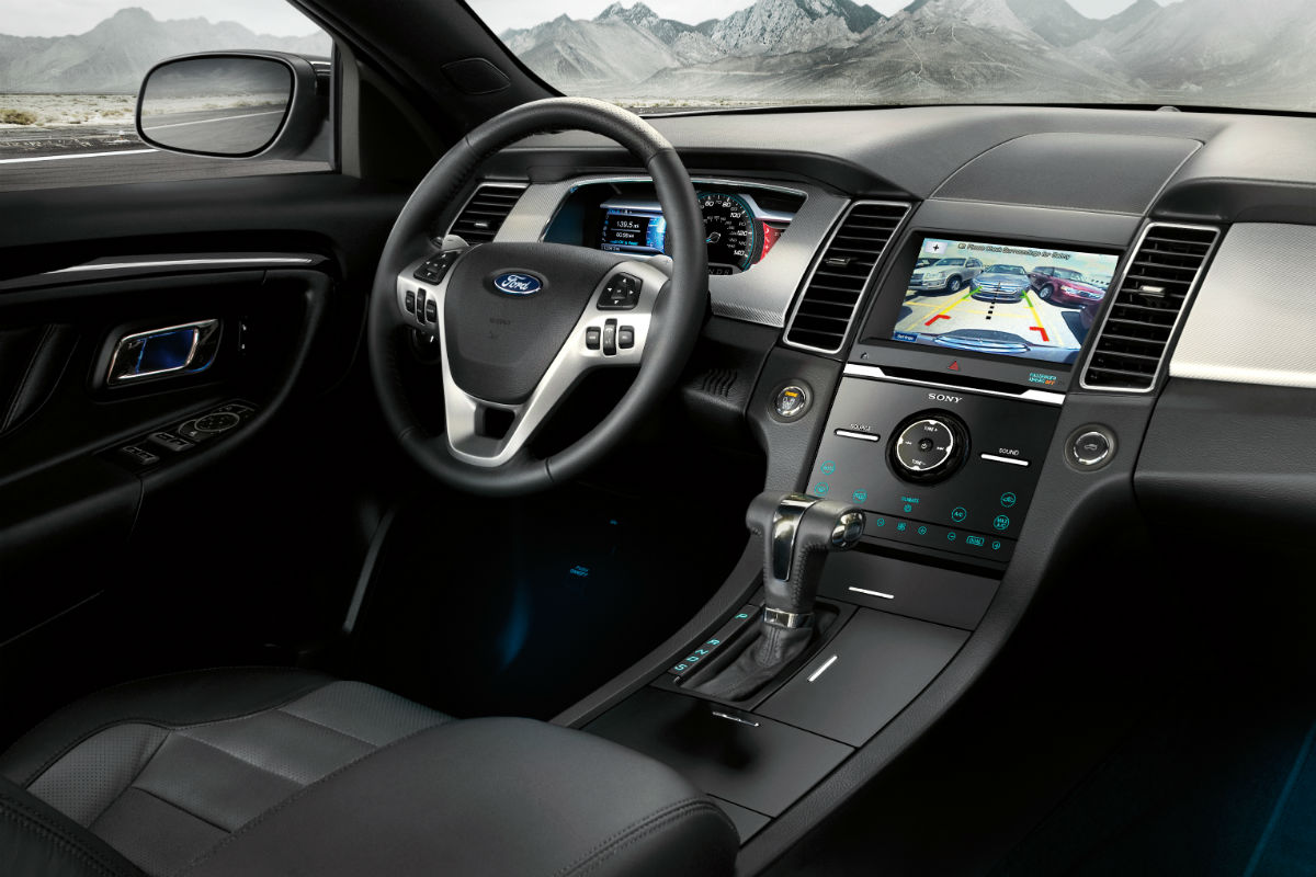 hight resolution of what s the standard engine for the 2018 ford taurus lineup