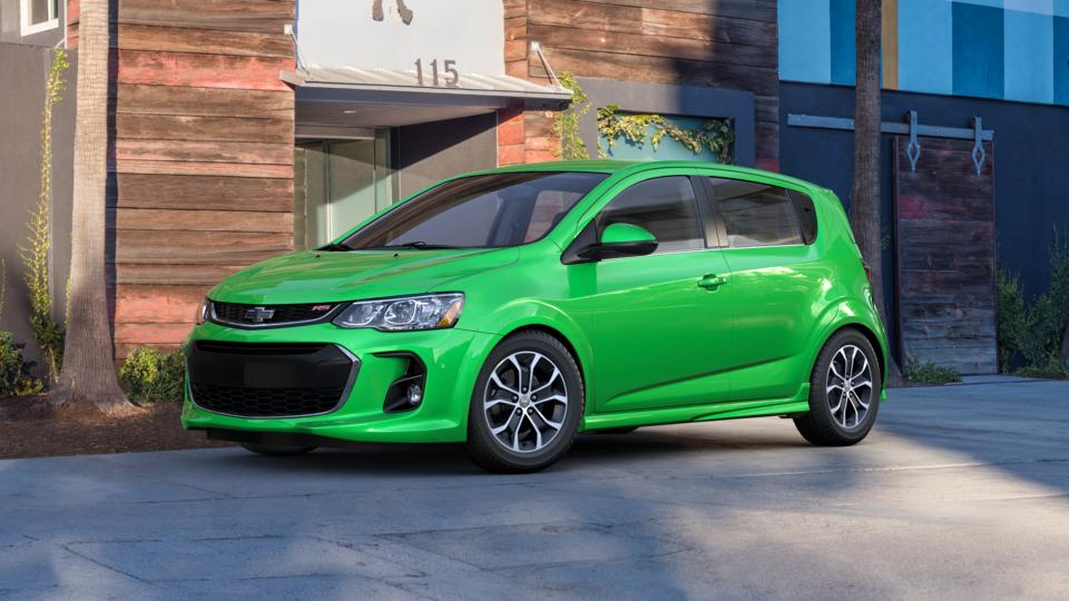 2017 Chevrolet Sonic Sedan And Hatchback Exterior Colors